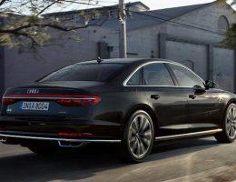2019 Audi A8 Review
