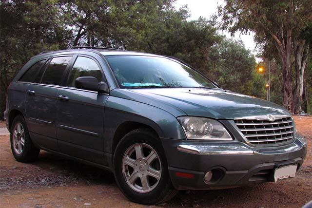 Chrysler 200 AWD