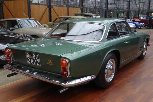 Cool 1962 Maserati 3500