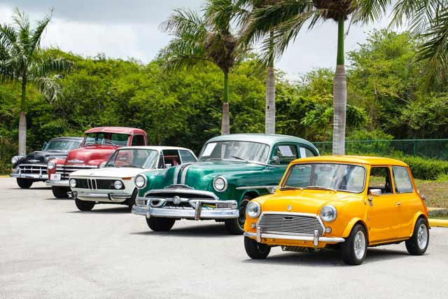 Top Classic Cars that Still Remain Popular