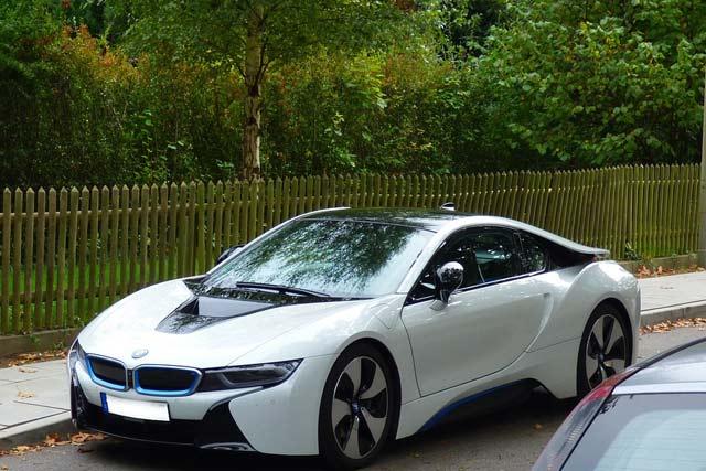 BMW-i8 SuperCars