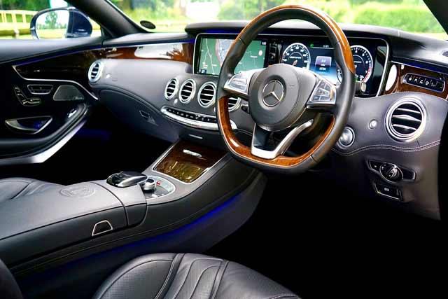 Smelly Car Interior